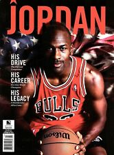 Michael JORDAN Magazine ~ His Drive, Career & Legacy ~ Chicago Bulls ~ NEW