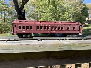 "Lionel Postwar Madison Passenger Car #2627 ""Madison"" C-6."