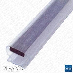 Di Vapor (R) Magnetico Doccia Porta Ricambio Guarnizione 7mm Canale 200cm