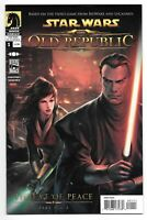 Star Wars: The Old Republic - Threat of Peace #1 Variant - 1st App Darth Angral