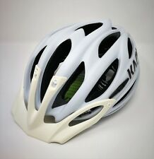 Kask Dieci MTB Bicycle Helmet - Matt White - 53-61cm