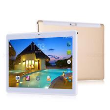 XGODY 10.1 INCH Android 6.0 Tablet PC Gold 16GB Dual Camera Phablet Dual SIM GPS