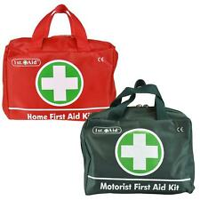 More details for first aid med emergency kit 70pcs set home office camping car school travel