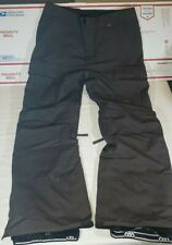 NWOT Mens 686 Infinity Insulated Snowboard Ski Pants Large Brown