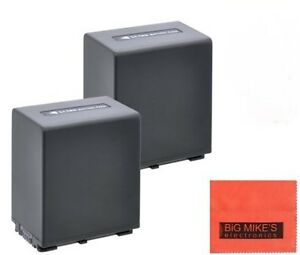 BM NP-FV100 2X Batteries For Sony HDR-PJ790V,PJ810,TD20V,TD30V,XR150,XR155,XR160