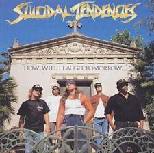 Suicidal Tendencies - How Will I Laugh Tomorrow  NEW CD