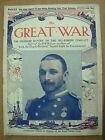 ORIGINAL VINTAGE MAGAZINE 23 THE GREAT WAR 1914-18 NICE ITEM TO MARK CENTENARY