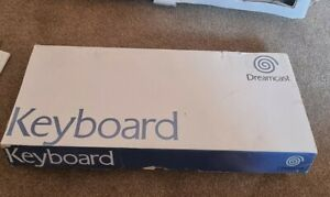 Dreamcast Keyboard Boxed
