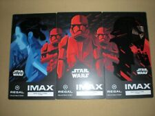 Star Wars:The Rise Of Skywalker,Regal IMAXTicket All 3 weeks Same Number!
