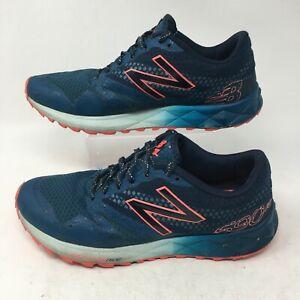 New Balance Speed Ride All Terrain Running Shoes 690at Dark Blue Pink Womens 9