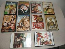 RANDOLPH SCOTT WESTERN 10 DVD SAMMLUNG