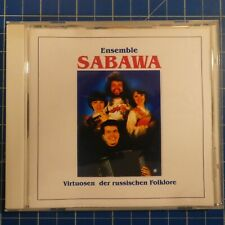 Ensemble Sabawa Virtuosen der russischen Folklore  CD23