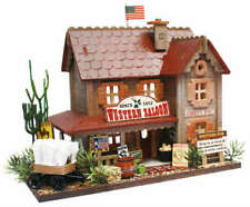 Billy Doll House Miniature Model Kit Handcraft Western Pub Japanese figure