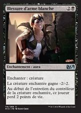 MTG Magic M15 - (4x) Stab Wound/Blessure d'arme blanche, French/VF