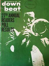 Downbeat Magazine-Dec 20, 1962