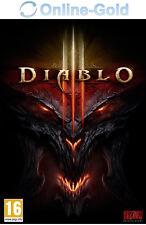 Diablo 3 Key Battlenet PC Download Game Code Standard Version [PC][MAC][DE][EU]