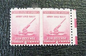 nystamps US Error Freak Oddity Stamp Mint OG NH Imperf Error   J15x1376
