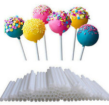 FD1804 Pop Sucker Cake Candy Chocolate Lollipop Lolly Making Mould Sticks 20PC G