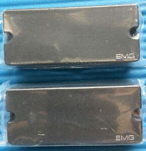 (CLEARANCE) EMG 35P4 + 35DC ACTIVE SOAPBAR 4 STRING BASS GUITAR PICKUP SET