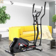 Magnetic Elliptical Machine Powerful Trainer Exercise with LCD l e 74
