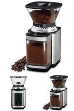 Electric Grinder For Coffee Bean Automatic Burr Mill Espresso Removable Hopper