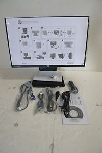 """*HP Compaq LA2206xc - 21.5"""" LED Monitor with Webcam and Speakers"""