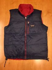 Abercrombie & Fitch Reversible Puffer Vest bubble jacket af tommy hilfiger polo