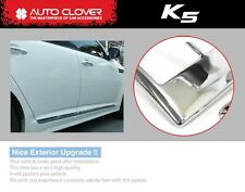 Side Door Sill Chrome Garnish Molding B750 4P Set for KIA 2011-2015 Optima / K5