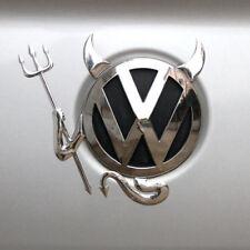 1x 3D Funny Little Devil Car Stickers Decals Badge For VW Volkswagen Auto Decor