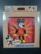 New listing Disney's Timeless Toy Shop Mickey Mouse Retro Pin