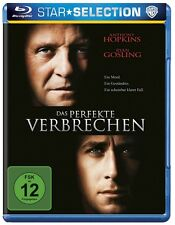 Blu-ray * Das perfekte Verbrechen * NEU OVP * Anthony Hopkins, Ryan Gosling