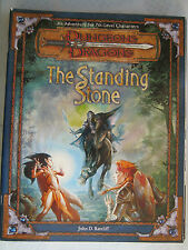 the standing stone (Dungeons and Dragons 3rd Edition Adventure) D&D fantasy RPG