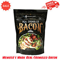 Member's Mark Real Crumbled Bacon (20 oz.) Resealable Pack, Pantry, Ready To Eat