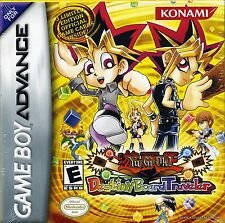 Yu-Gi-Oh Destiny Board Traveler for Nintendo Game Boy Advance