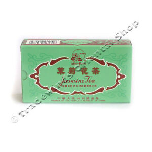 SUNFLOWER CHINESE JASMINE TEA - LOOSE LEAF TEA - 113G GREEN BOX