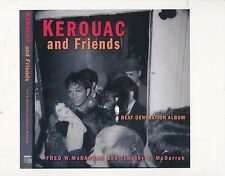 "JACK KEROUAC ""KEROUAC AND FRIENDS"" FRED McDARRAH PROMOTIONAL POSTCARD 2003"