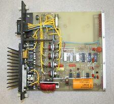 Taskmaster 8138 Dana Summit 214 071 01B Driver Board (Bandit Control ??)