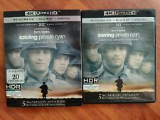 Saving Private Ryan (4K Ultra Hd Blu-ray, 2018) - Digital Hd Not Included