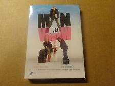 DVD / MAN ZKT VROUW (JAN DECLEIR)
