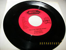 Duane Eddy & Rebels They're Young / Lonely One l45 NM