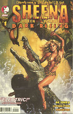 Sheena Queen of the Jungle: Dark Rising #1-3 (VF/NM 1st Prints) Complete Series