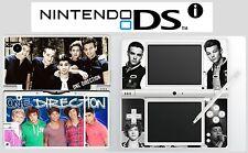Nintendo DSi ONE DIRECTION 1D MUSIC  Vinyl Skin Sticker