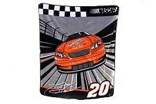 NASCAR Tony Stewart  Northwest Company Fleece/Nylon Throw Blanket  NEW 50x60