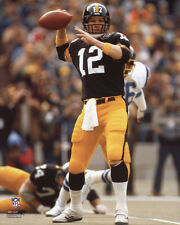 Pittsburgh Steelers TERRY BRADSHAW Glossy 8x10 Photo NFL Color Football Print