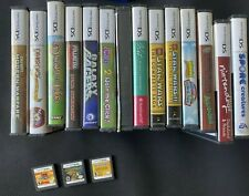 Individually priced Nintendo DS Games Video Game Collection Lot