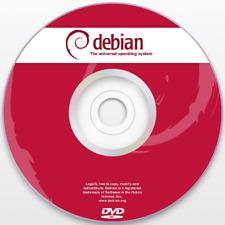 Debian Live Linux 9.4.0 MATE - Install / Live DVD ( i-386 32-bit)