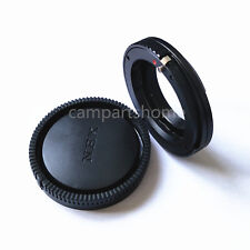 Macro helicoid adapter For Leica M LM Lens to Sony NEX E NEX3 NEX6 A6000 a7 CAP