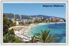 MAJORCA - JUMBO FRIDGE MAGNET - MALLORCA SPAIN BALEARIC ISLANDS PALMA HOLIDAY 2