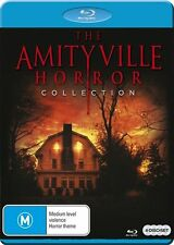 NEW Amityville Horror Collection (DVD)