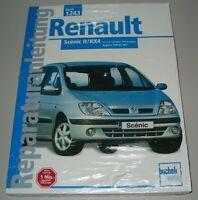 Reparaturanleitung Renault Scenic II RX4 1,4 1,6 2,0 l 16V 1999 - 2001 Buch NEU!